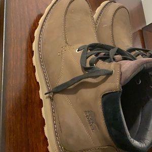 Men's Sorel Waterproof boots 12